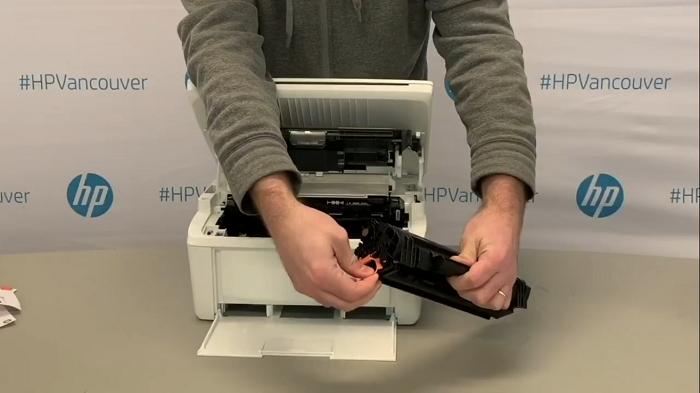 پرینتر لیزری M15 و M28 اچ پی