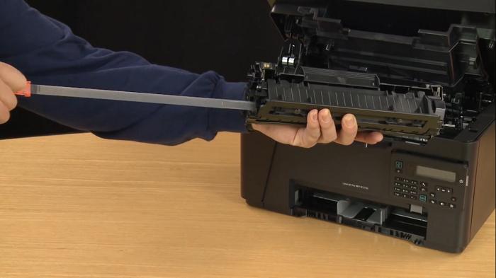 مشخصات فنی کارتریج لیزری مشکی HP 83A