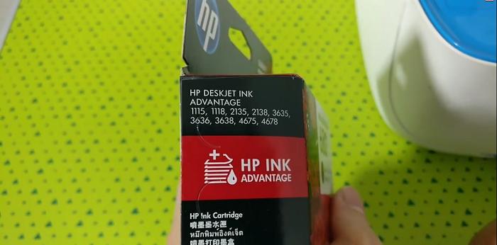 کارتریج جوهر HP 680