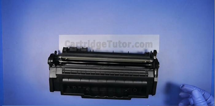 مواد مصرفی کارتریج HP 53A