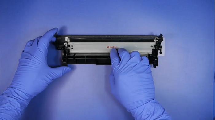 اصالت کارتریج HP laser black 12 | تونر اچ پی 12A