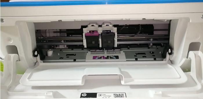 شارژ مجدد کارتریج جوهرفشان HP 680